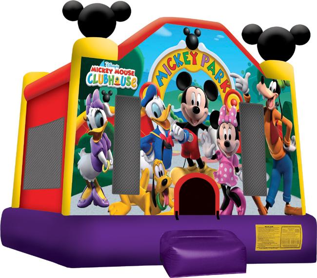 Mickey Park 15'x15'